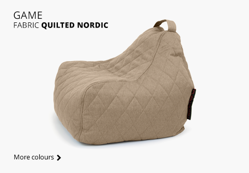 Bean bag Quilted Nordic